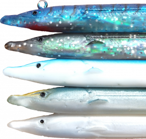Red Gill 178mm Evolution Lures
